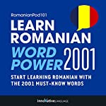Learn Romanian - Word Power 2001 |  Innovative Language Learning