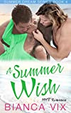 Download A Summer Wish: MMF Romance (Summer Dream Book 4) in PDF ePUB Free Online