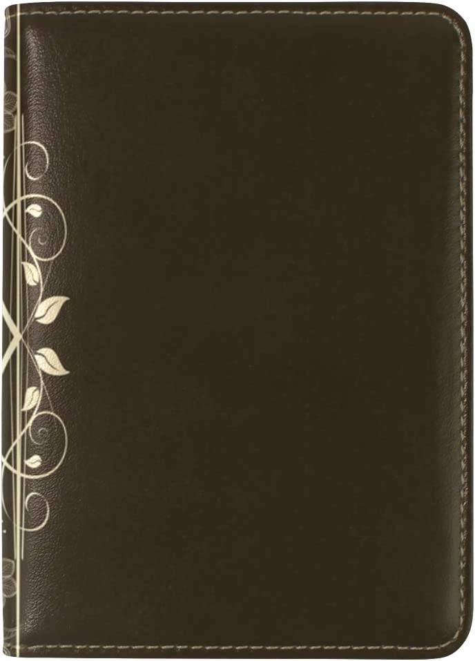 LEISISI Euporean Pattern Genuine Real Leather Passport Holder Cover Travel Case