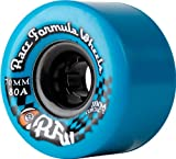 Sector 9 Race Formula Center-Set Skateboard Wheel, Blue, 70mm 80A