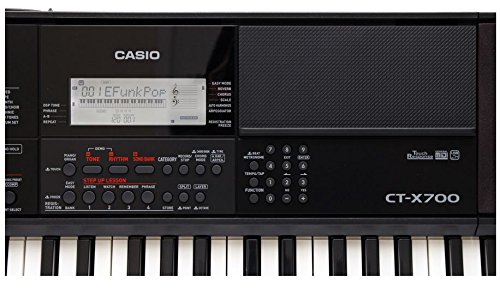 Casio CT-X700C5 teclado de alta calidad: Amazon.es: Instrumentos musicales