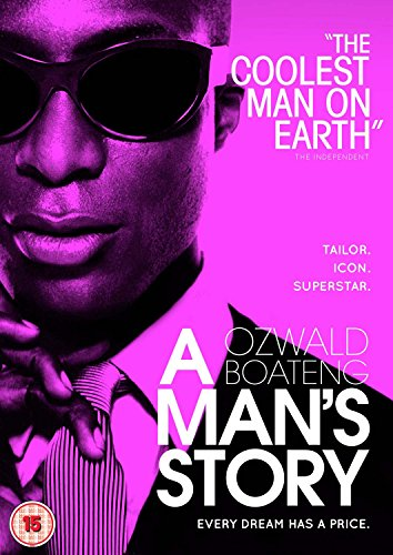 A Man's Story [DVD] (Uk Armani)