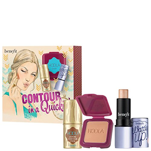 Benefit Contour In A Quickie Highlight and Contour Set benefit cosmeticss