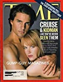 Time Magazine July 5, 1999 Tom Cruise and Nicole Kidman; Eyes Wide Shut