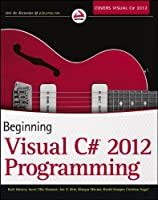 Beginning Visual C# 2012 Programming Front Cover