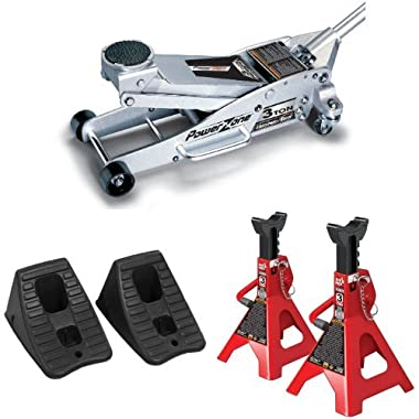 Ultimate Auto Shop Garage Jack Set