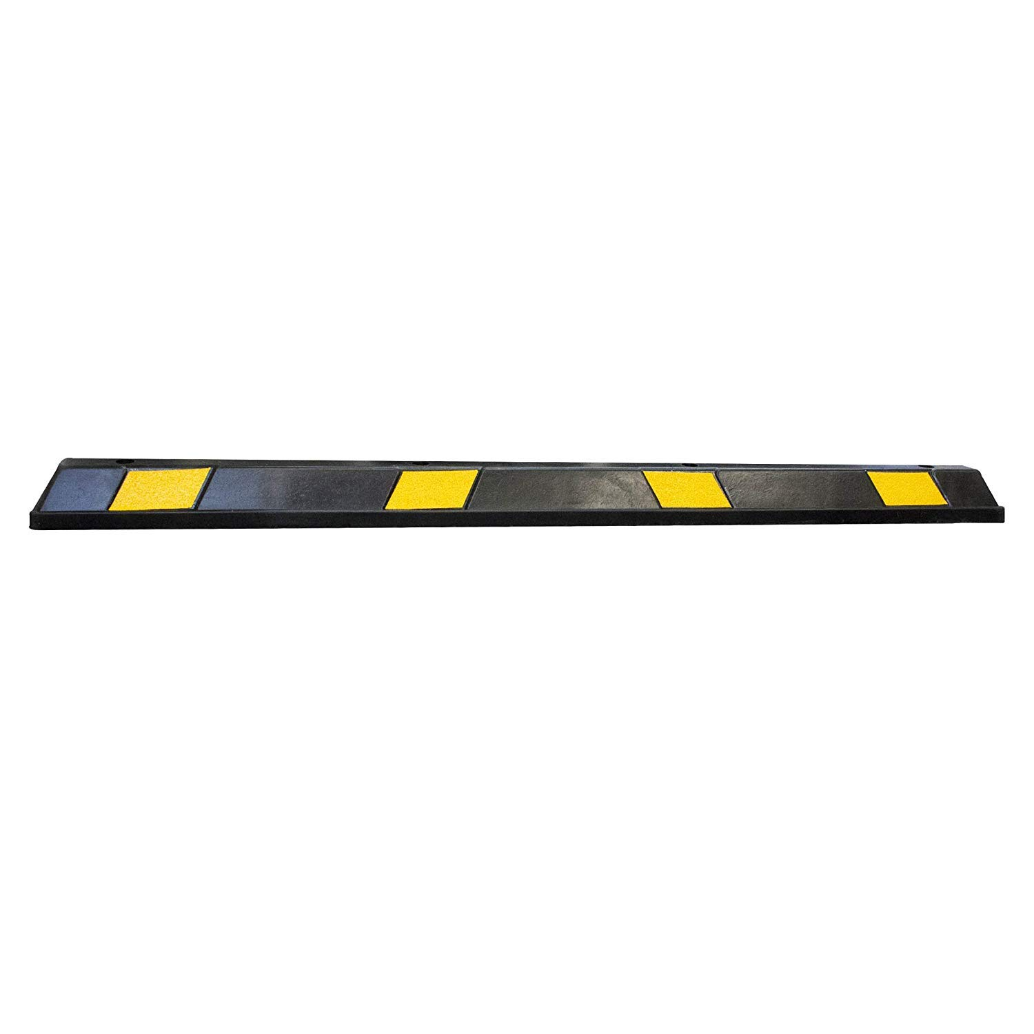 RK-BP72 Heavy Duty Rubber Parking Curb, Parking Block, 72 -inch for Car, Truck, RV and Trailer Stop Aid with 4-Piece Anchor Kit by RK (Image #2)