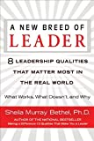 A New Breed of Leader, Sheila Murray Bethel, 0425225909