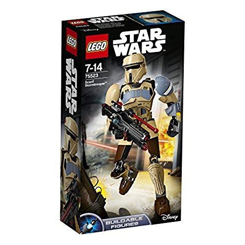 LEGO - 75523 - Star Wars - Jeu de Construction - Scarif Stormtrooper