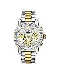 Coach Ladies Legacy Sport Analog Dress Quartz Watch (Imported) 14502372