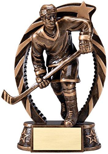 Etch Workz Hockey Trophy 7-1/2