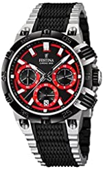 Men's Watch - Festina Tour de France - Chrono Bike - F16775/8