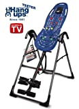 Teeter EP-560 Ltd. FDA-Cleared Inversion Table for back pain relief, 3rd-Party Safety Certified