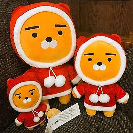 Amazon.com: Muñecas de felpa suave Kakao Friends Ryan para ...