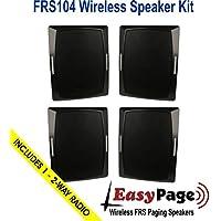 Wireless Paging Speaker Kit