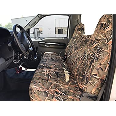 Ford Camo Seat Covers