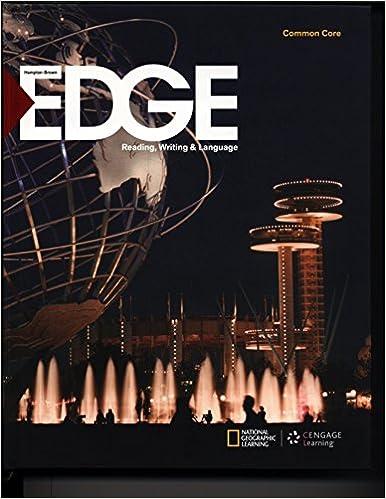 Edge 2014 Fundamentals Student Edition David W Moore