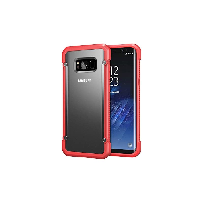 Samsung Galaxy S8 Plus Case, MoKo Beetle