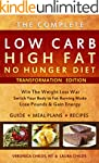 Low Carb High Fat No Hunger Diet & Co...