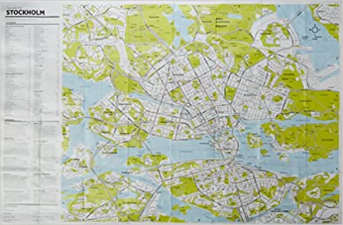 Crumpled City MapStockholm Palomar Srl 9788890573293 Amazon