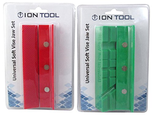 ION TOOL Universal Vise Jaws 2 Pack Set, 6