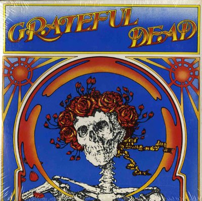 Grateful Dead (Skull & Roses) [Vinyl] by Warner Bros / Wea