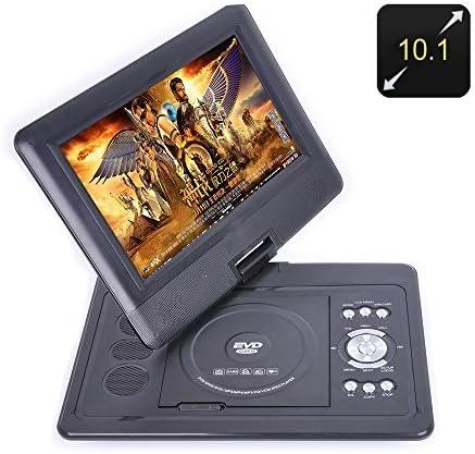 BW 10.1 Pulgadas Reproductor de DVD portátil – Juego y función de TV, 270 Grados Pantalla giratoria, Juegos, Apto para el hogar: Amazon.es: Electrónica