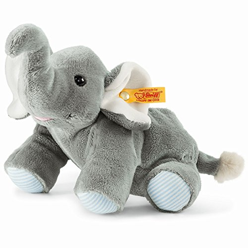 Steiff Collection Floppy Trampili Elephant Heat Cushion