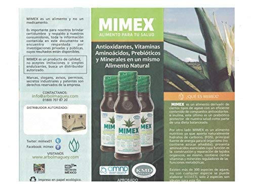 MiMex Agave (6 Bottles) by Mimex (Image #5)
