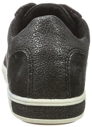 Dames Sneaker Noires Haute 3726306 noir Supremo 4qwr4