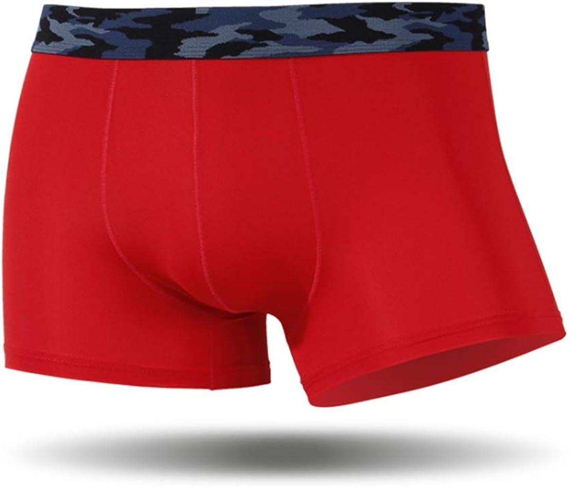 JAZ6 Boxer para Hombre Pack de 3 Boxer de Color sólido Sexy ...