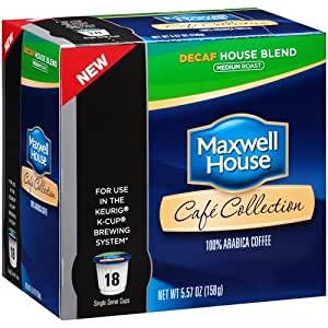 Amazon Maxwell House Cafe Collection