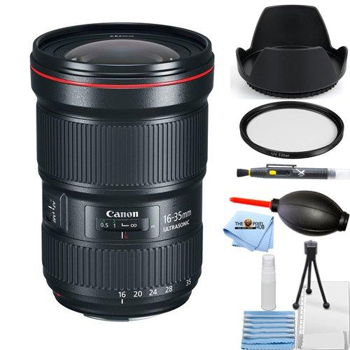 Canon EF 16 – 35 mm f/2.8l III USMレンズ[インターナショナルバージョン] Starter Bundle  B07DSZMVDK