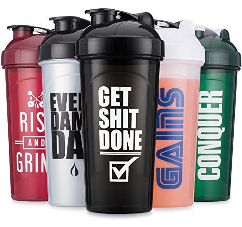 Hydra Cup 5 Pack of OG Shaker Bottles