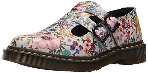 Dr. Martens Women's 8065 Wanderlust Oxford, Bone Mallow, 5 Medium UK (7 US) by Dr. Martens