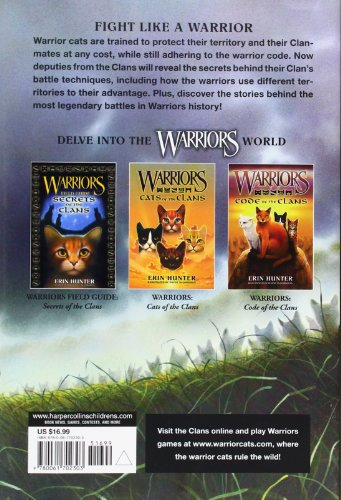 Warriors-Battles-of-the-Clans-Warriors-Field-Guide