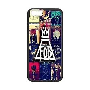 Fall out boy CUSTOM Case Cover for iPhone6 Plus 5.5