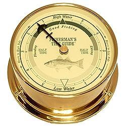 Downeaster Fishing Tide Clock