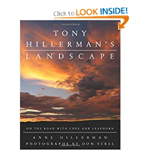 Tony Hillerman's Landscape: On the Road with Chee and Leaphorn Anne Hillerman