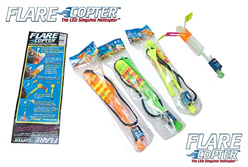 Flare Copter (3-pk) - Flare Kids