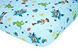 Disney Toy Story Power Up 2 Pack Fitted Sheet and