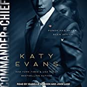 Commander in Chief: White House Series, Book 2 | Katy Evans