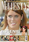 Majesty: The Quality Royal Mag, vol. 29, no. 10 (October 2008) (Eugenie: A Modern Princess; Henry of Battenberg; King of Bhutan; Princes William & Harry)