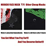 MIRKOO Outdoor Motorcycle Camo Tube Face Mask for