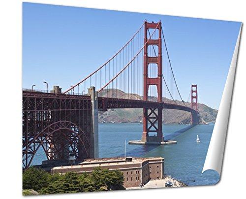 Ashley Giclee Golden Gate Bridge Northern California Fine
