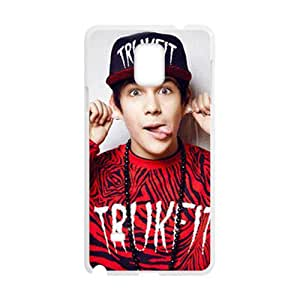 Trukfit funny man Cell Phone Case for Samsung Galaxy Note4