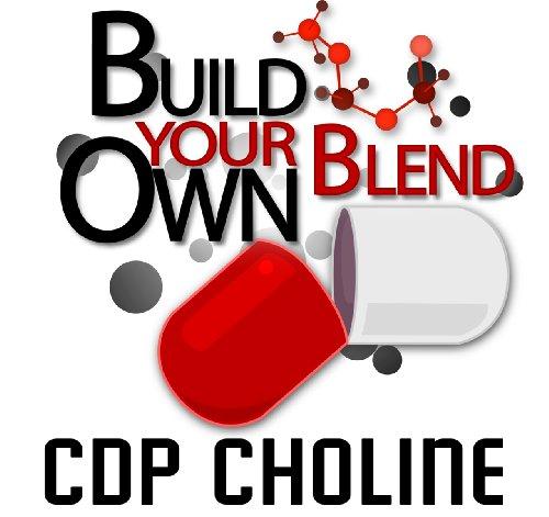 10 grammes (0,35 oz) Choline CDP poudre en vrac Citicoline