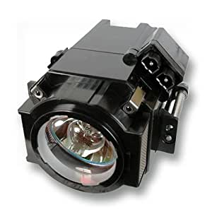 Jvc dla-hd2k-sys Replacement Projector Lamp with housing