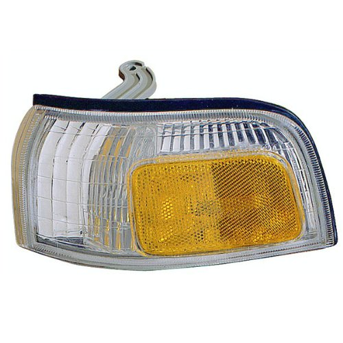 1990-1991 Honda Accord Corner Park Light Turn Signal Marker Lamp Left Driver Side (91 90)
