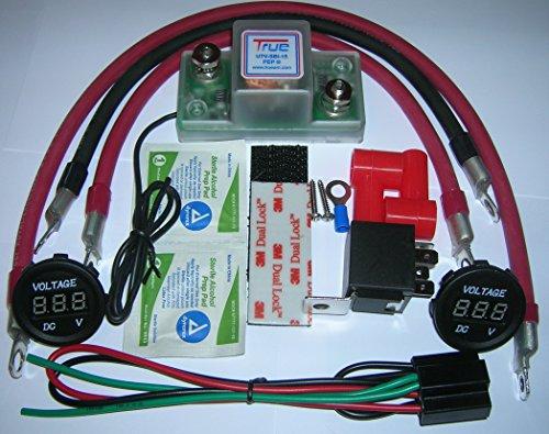 battery isolator kit - 6